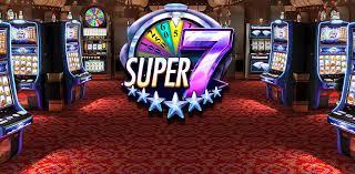 logo du jeu super 7